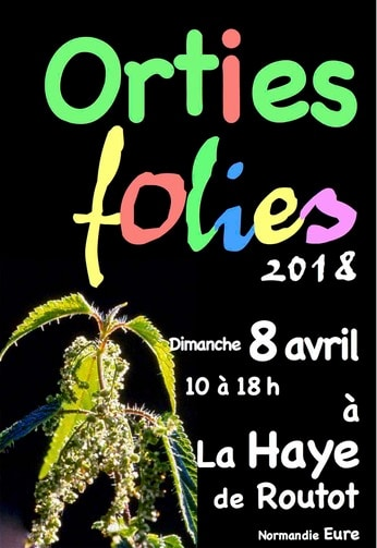 Festival Orties Folies Routot